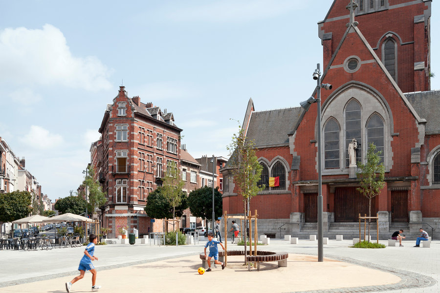 New award for St Antoine Square