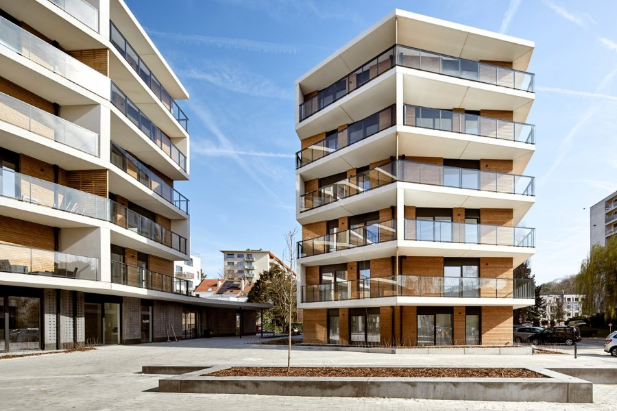 New pictures for the residential part of the Lutgardis project